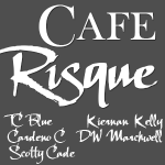 Cafe Risque logo