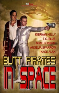 Butt Pirate in Space Cover