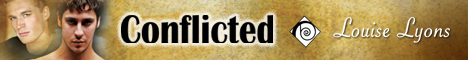Conflicted header banner