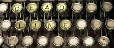 DeadlineTypewriter