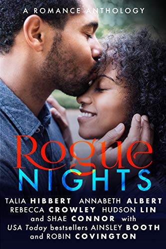 Rogue Nights cover